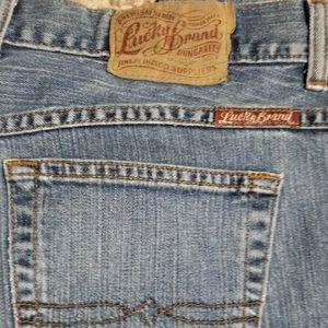 Lucky 16/36 Jean's